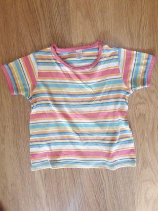 8314b925c Camisetas Desigual niña de segunda mano en Alcorcón en WALLAPOP