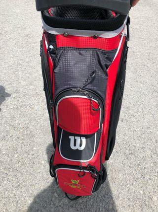 Bolsa golf Wilson Prostaff nueva