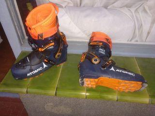 Botas de esqui de travesia Atomic Backland