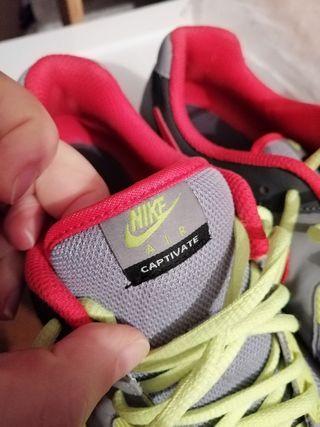 zapatillas nike active N39