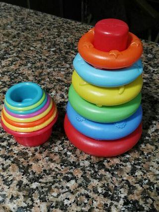 lote dos juguetes
