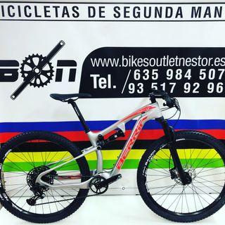 Oferta exclusiva bicicleta Berria mako pro eagle