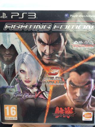 Jeux pour la PS3