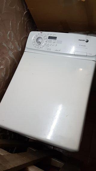 lavadora fagor carga superior