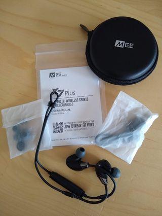 MEE audio X7 PLUS Wireless Bluetooth Sports In-Ear