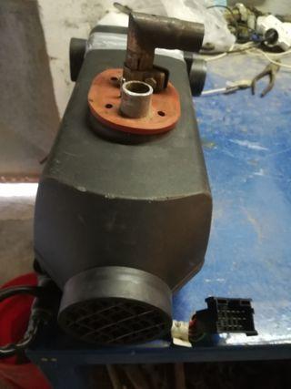 calefactor autónomo diesel