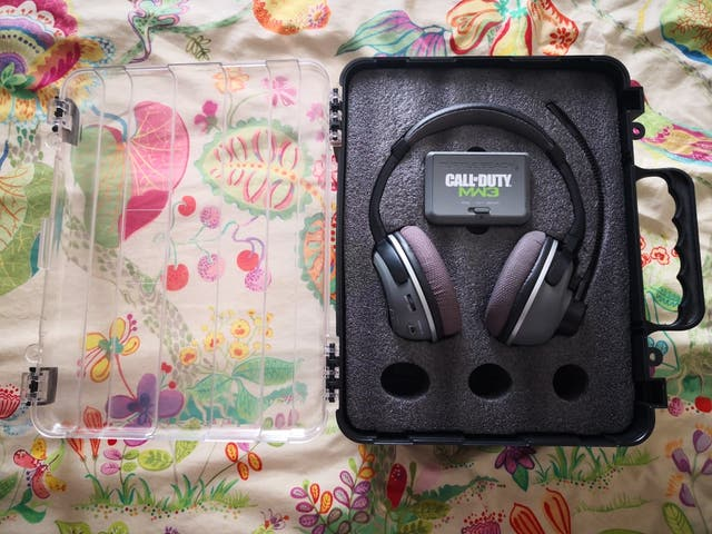 Auriculares Call of Dutty