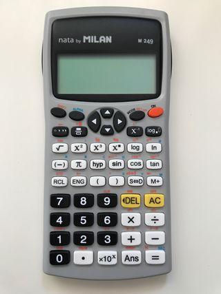 Calculadora Científica Milan M-249