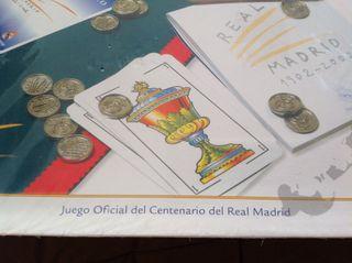 Juego mus Real Madrid