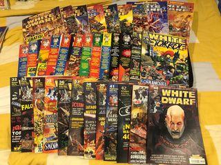 Revistas White Dwarf