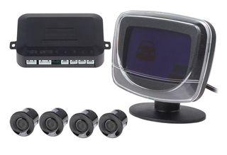 KIT SENSOR APARCAMIENTO (4 SENSORES+PANTALLA LCD V
