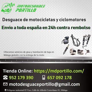 Deposito gasolina Honda LEAD 100 (2006 - 2007)