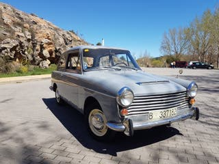 austin A40 Farina 1963