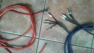 CABLES AUDIO
