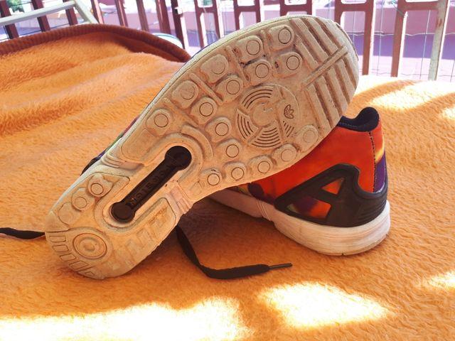 adidas flux zapatillas originales talla 40