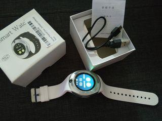 Smartwatch Pantalla Táctil HD, bluetooh, Cámara