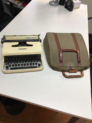 Máquinas escribir antiguas
