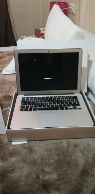 Macbook air 13 inch 128Gb nuevo