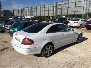 Mercedes Clk Diesel Clk 130 Diesel Panor 2004