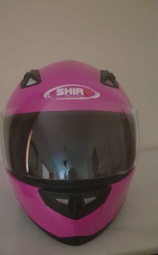 casco de chica marca shiro