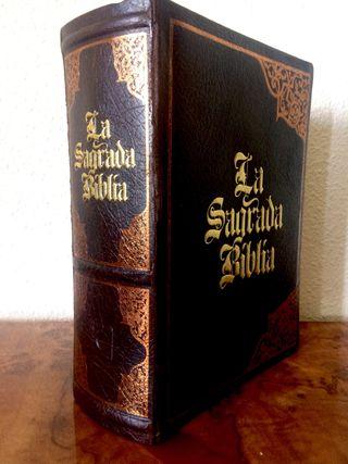 La sagrada Biblia(Heraclio Fournier)