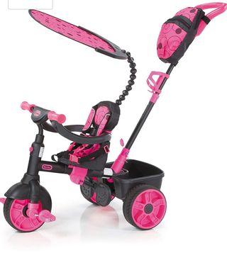 Triciclo evolutivo niña Little Tikes