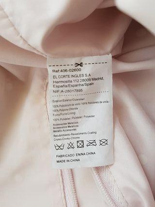 Bolsa panera rosa