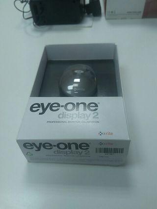 Eye One display 2