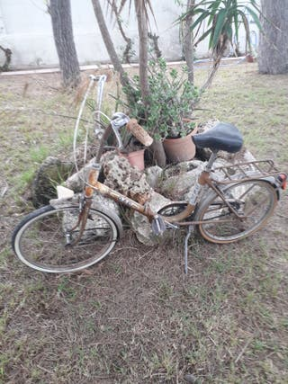 Bicicleta plegable vintage GAC