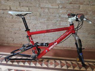 bicicleta MTB CAMPMAJO
