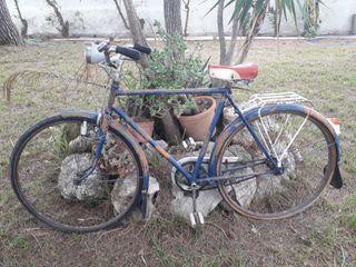 Bicicleta vintage Antigua