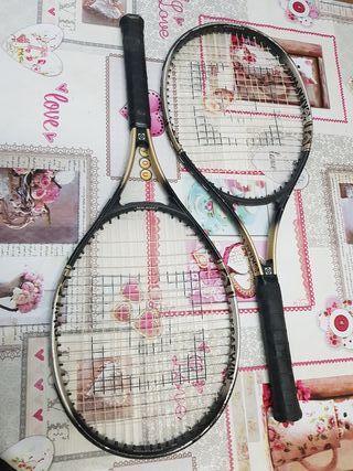 d645a06959c Raqueta tenis de segunda mano en A Coruña en WALLAPOP