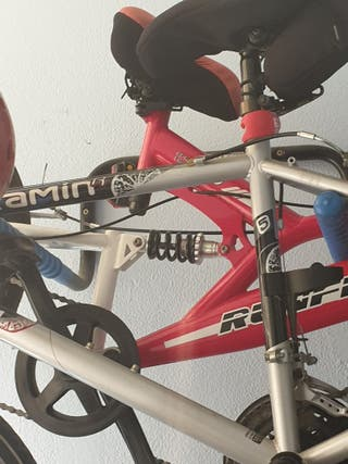 Bicicleta marca rubfi