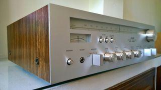 Akai AA-1020 Amplificador Receiver Vintage