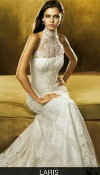 0a6157487 Vestido de novia Pronovias de segunda mano en Valencia en WALLAPOP