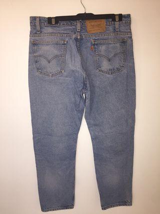 Levis 505 W34 L30 pantalón