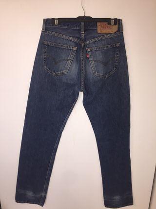 Levis 501 W31 L34 pantalón