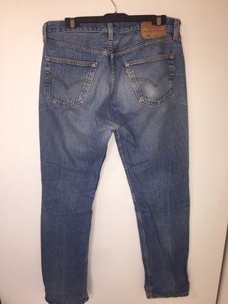 Levis 502 W34 L34 pantalón