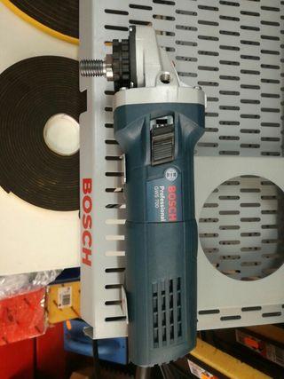 amoladora profesional Bosch 115 nueva