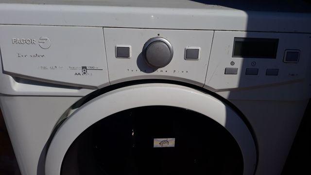 lavadora fagor 8 kilos