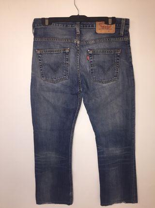 Levis 507 W31 L34 pantalón