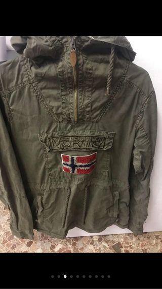 Chaqueta hombre geography Norway