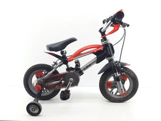 BICICLETA NIÑO BY INJUSU ELITE TALLA S 12""
