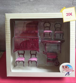 Mubles de casas muñecas (Salón)