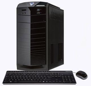 PC sobremesa MEDION DAKOYA E4000 E