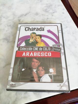 CHARADA /ARABESCO PRECINTADO