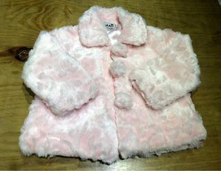 3 años Ropa bebé niña abrigo rosa