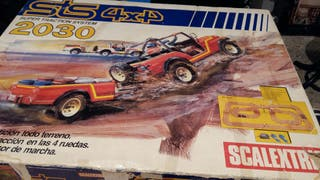Scalextric STS 4x4 2030