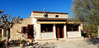 Casa de campo con encanto en Montuiri