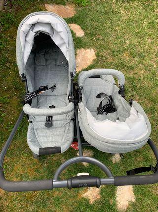 Carrito gemelar Valco Baby Snap Ultra Duo